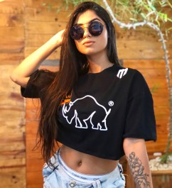 CROPPED RHINO BLACK
